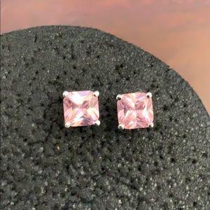 Earrings sterling silver 925 💞